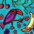 Little Toucan by Sarah Loft