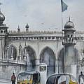 Living Legend Mecca Mazjid by Mrutyunjaya Dash