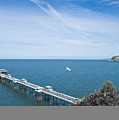 Llandudno Pier by Svetlana Sewell