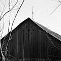 lloyd-shanks-barn-1BW by Curtis J Neeley Jr