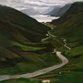 Loch Assynt by Jesslyn Fraser