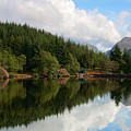 Lochan Glencoe by Colette Panaioti