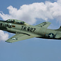 Lockheed F-80  by Tommy Anderson