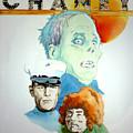 Lon Chaney Sr by Bryan Bustard