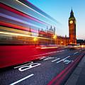 London Big Ben by Nina Papiorek