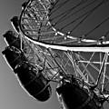 London Eye by David Pyatt