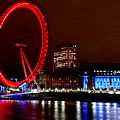 London Eye by Heather Applegate