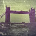 London Tower Bridge by Naxart Studio