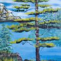 Lone Pine by Mikki Alhart