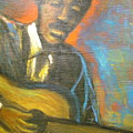 Lonesome Blues by Jan Gilmore