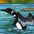 Loon by Jane Croteau