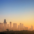 Los Angeles Sunset by Eric Lo