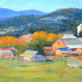 Los Ojos Autumn by Bunny Oliver