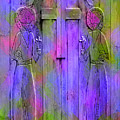 Los Santos Cuates - The Twin Saints by Kurt Van Wagner