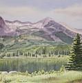 Lost Lake Colorado by Dale Jackson