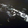 Lotus 38 No82 by Richard Le Page