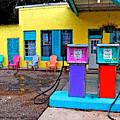 Loud Gas Pumps by Michael Thomas