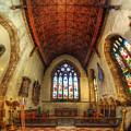 Loughborough Church - Altar Vertorama by Yhun Suarez