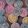 Love Hearts by Victoria Heryet