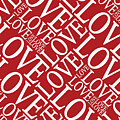 Love In Red by Michael Tompsett