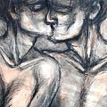 Lovers - Kiss by Carmen Tyrrell