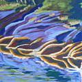 Low Tide On Cross Island by Rae  Smith
