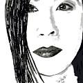 Lucy Liu by Donna Proctor