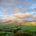 Lune Valley And Howgill Fells by David Barrett
