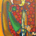 Maggie Guitar by Marta Giraldo