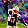 Magical Wes Welker  by Paul Van Scott
