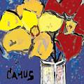 Magnolia Y Colores by Carlos Camus