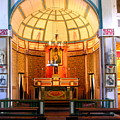 Main Altar Sacre Couer  by C Thomas Cooney