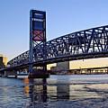 Main Street Bridge At Sunset by Rick Wilkerson