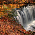 Majestic Oneida Falls by Aaron Campbell
