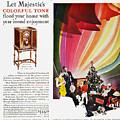 Majestic Radio Ad, 1929 by Granger