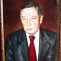 Man 1 by Sergey Ignatenko