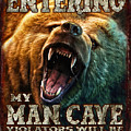 Man Cave by JQ Licensing