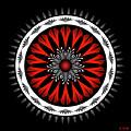Mandala No. 98 by Alan Bennington