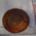 Manhole I by Flavia Westerwelle