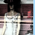 Mannequin Window 1 by Gary Everson
