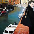 Manola In Livorno by Matthew Bates