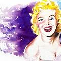 Marilyn Monroe Sunny by Ken Meyer
