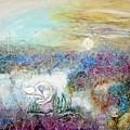 Marshland Ballet by Sarah Wharton White