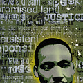 Martin Luther King by Tai Taeoalii