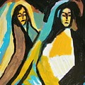 Mary And Josephine by Judith Redman