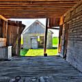 Maryland Barn by Jim Proctor