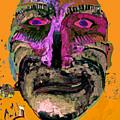 Mask 7 by Noredin Morgan