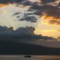 Maui Sunset by John Loyd Rushing