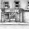 Mays Shop North King Street Dublin 7 by Brendan Lynch