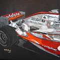 Mclaren F1 Alonso by Richard Le Page